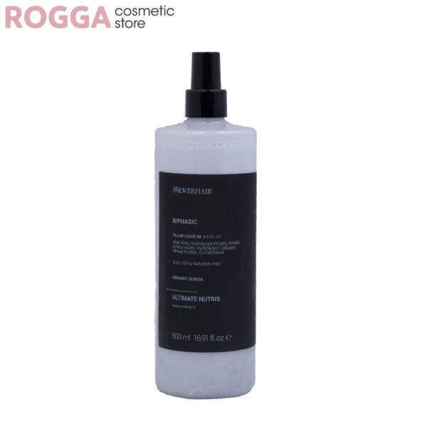 اسپری دوفاز روورهیر500میلRoverhair ultimate nutris biphaseic 500 ml