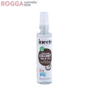 روغن موی نارگیل اینکتو100میلInecto Coconut Hair Oil 100ml