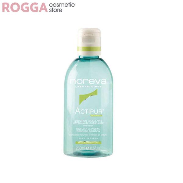 محلول پاک کننده اکتی پور نوروا250میل Noreva Actipur Micellar Water 250 ml