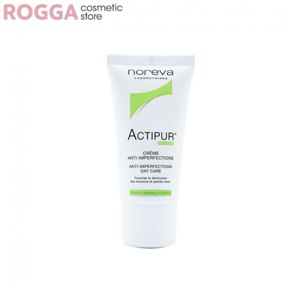 کرم اکتی پور بی رنگ نوروا 30میلNoreva Actipur Cream 30 ml