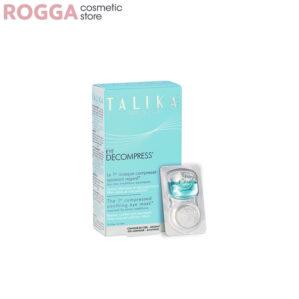 ماسک دورچشم آی کمپرس تالیکاTalika Eye Decompress Mask 6*3 ml