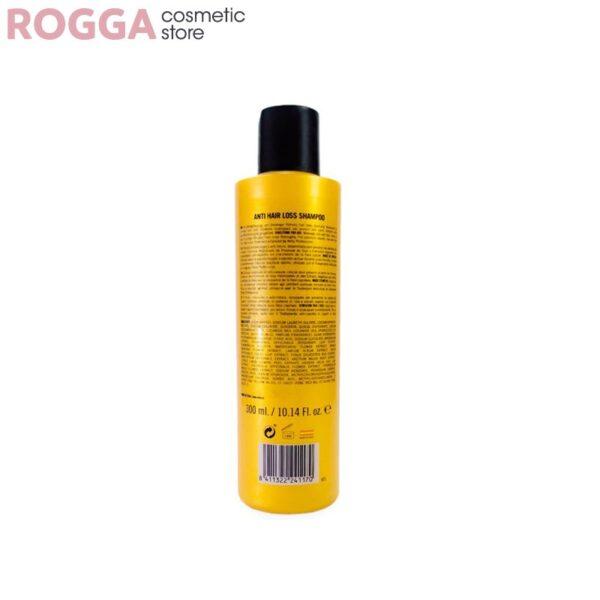 شامپوضدریزش گلد نلی300میل Nelly Gold 24k Anti Hair Loss Shampoo 300ml