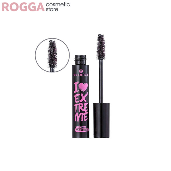 ریمل حجم دهنده I Love Extreme Volume اسنس Essence I Love Extreme Volume Mascara