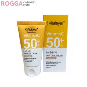 _0001_Vitalayer-Vitamin-C-colored-sunscreen-lightويتالاير ضدآفتاب لايت بژ