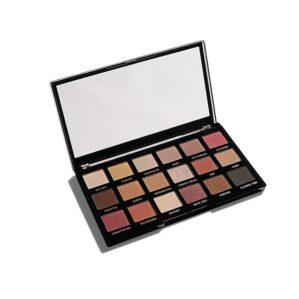 """"""" پالت سایه رولوشن چاکلت رزگلد Makeup Revolution I Heart Chocolate Palette Rose Gold"""""""