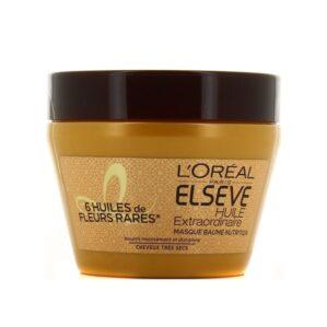 """ماسک مو لورآل Elseve مدل Extraordinaire Huile حجم 300 میلی لیتر LOreal Elseve Extraordinaire Huile Hair Mask 300ml"""