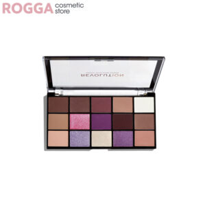 پالت سایه 15 رنگ رولوشنRevolution Reloaded Palette Visionary 15 Shades Eyeshadow
