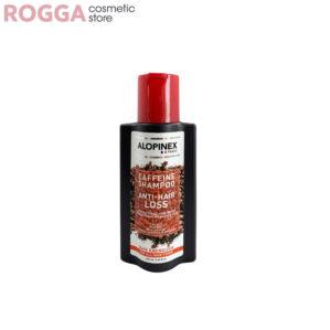 شامپو ملایم کافئین تقویت کننده مو مناسب پوست سر حساس آلوپینکس CAFFEINE SHAMPOO FOR SENSITIVE SCALP ALOPINEX 250 ml