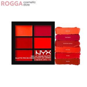 پالت رژ لب نیکس NYX pro lip cream palette