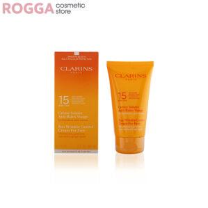 کرم ضد آفتاب SPF50 کلارنس Clarins Sun Control SPF50 Cream